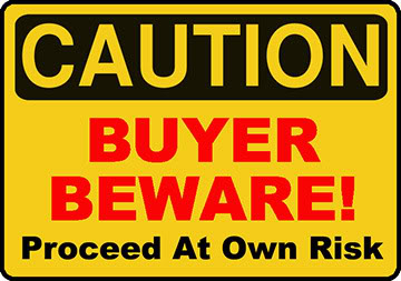 let the buyer beware caveat emptor Caveat emptor (uk: / ˌ k æ v i æ t ˈ ɛ m p t ɔːr /, us: / ˌ k æ v i ɑː t /) is latin for let the buyer beware (from caveat, may he beware, a subjunctive form of cavēre, to beware + ēmptor, buyer) generally, caveat emptor is the contract law principle that controls the sale of real property after the date of closing, but may also apply to sales of other goods.